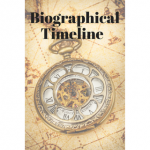 Biographical Timeline graphic