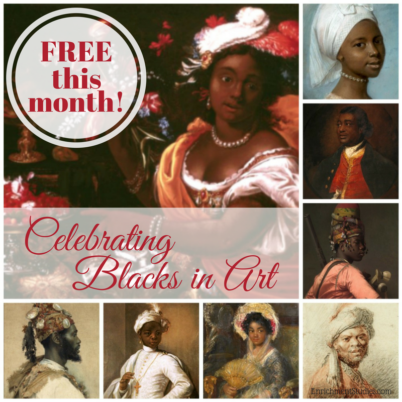 Celebrating Blacks in Art FREE