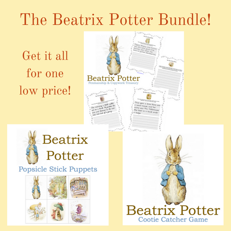 The Beatrix Potter Bundle!