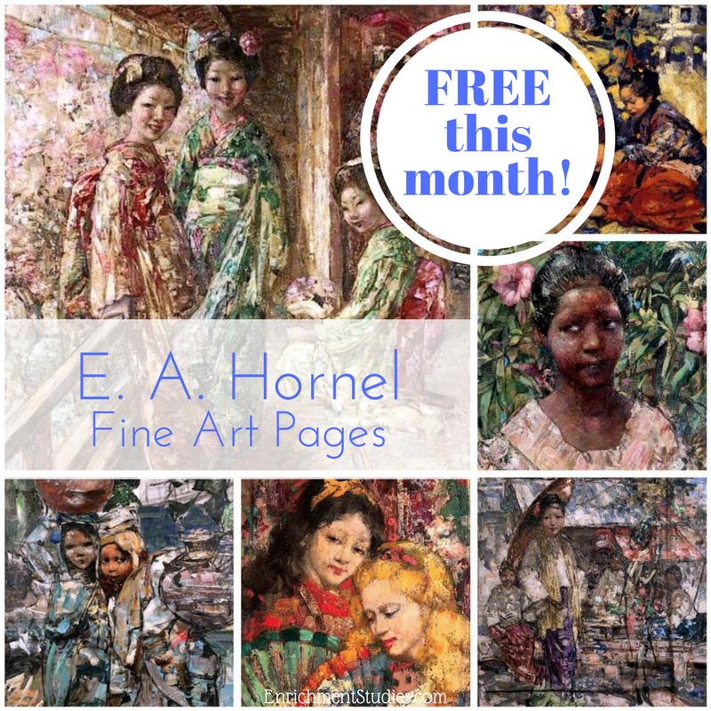 E. A. Hornel free