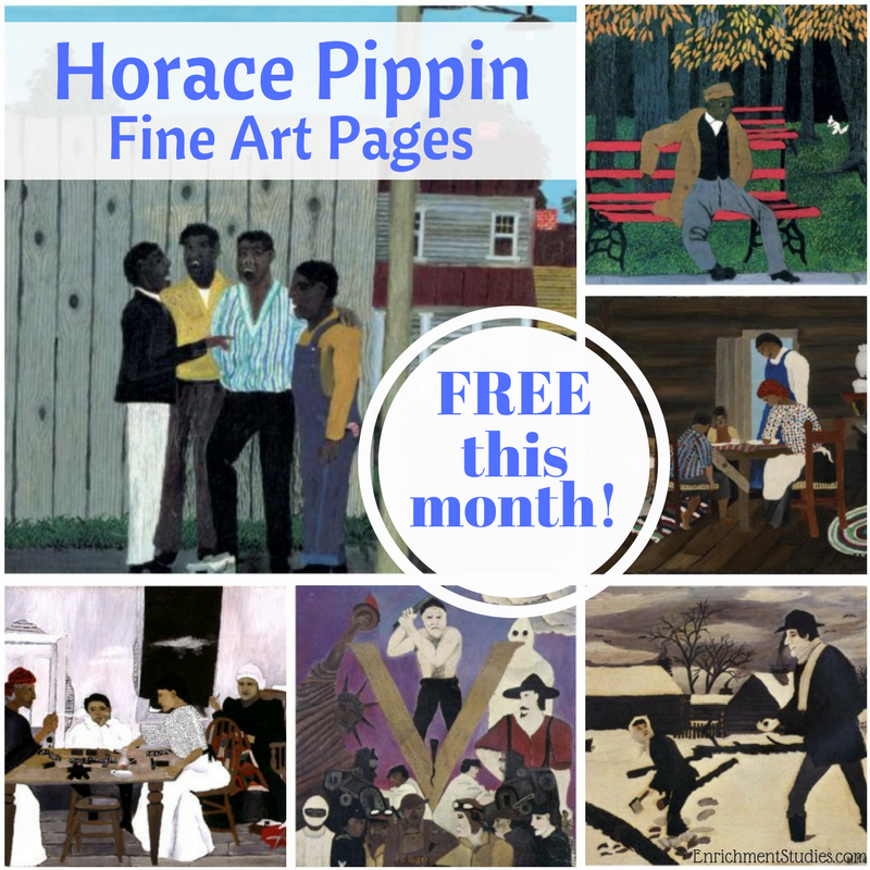 Horace Pippin Free this Month