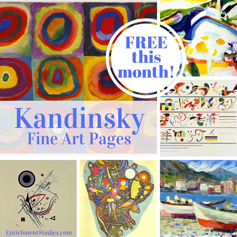 Kandinsky free graphic